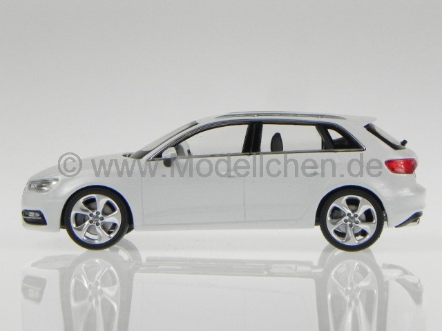 schuco audi a3 sportback 2012 weiss modellauto schuco 1 43. Black Bedroom Furniture Sets. Home Design Ideas