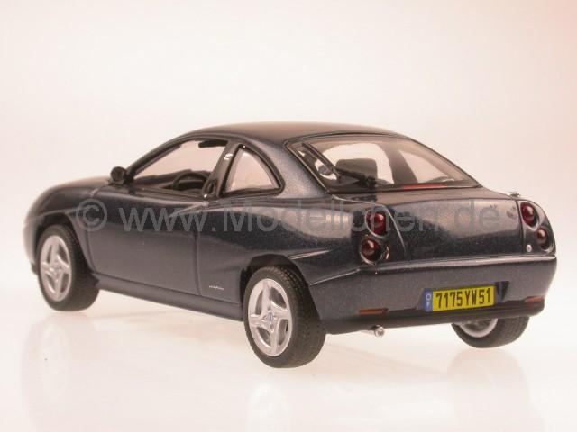 fiat coupe 20v turbo 1999 modellauto 770116 norev 1 43. Black Bedroom Furniture Sets. Home Design Ideas