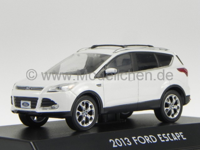 ford escape kuga 2013 oxford weiss modellauto 86034. Black Bedroom Furniture Sets. Home Design Ideas