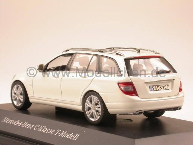 mercedes s204 c klasse calcit weiss modellauto schuco 1 43. Black Bedroom Furniture Sets. Home Design Ideas