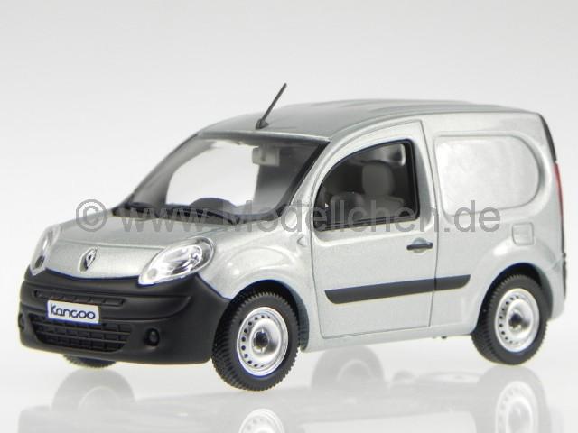 renault kangoo compact kasten 2008 grau modellauto 511393. Black Bedroom Furniture Sets. Home Design Ideas
