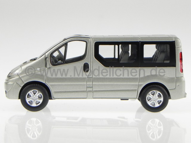 renault trafic bus 2006 beige diecast model car 518049. Black Bedroom Furniture Sets. Home Design Ideas