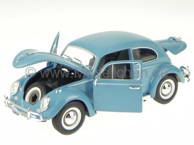 vw k fer 1200 1960 blau grau modellauto whitebox 1 24. Black Bedroom Furniture Sets. Home Design Ideas