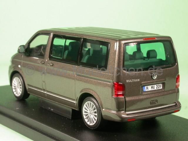 vw t5 multivan bus bulli 2009 moccabraun modellauto. Black Bedroom Furniture Sets. Home Design Ideas