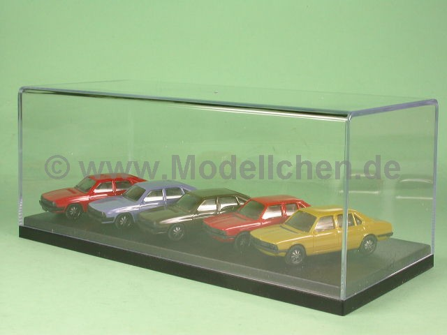 vitrine sichtbox f r 1 43 modellauto. Black Bedroom Furniture Sets. Home Design Ideas