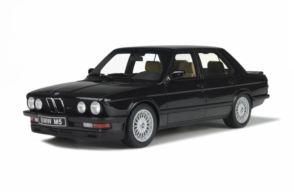 bmw e28 m5 schwarz modellauto ot184 otto 1 18 eur 99 99 picclick de. Black Bedroom Furniture Sets. Home Design Ideas
