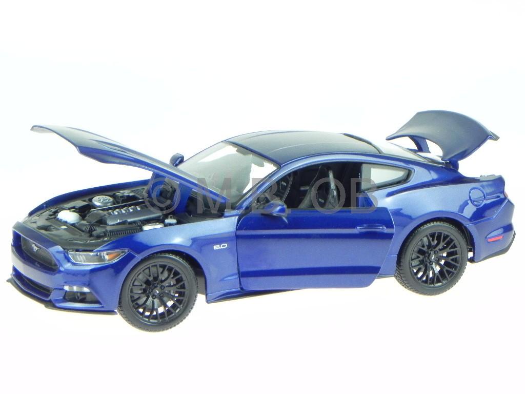 Maisto 2015 Mustang Diecast Model | Autos Post