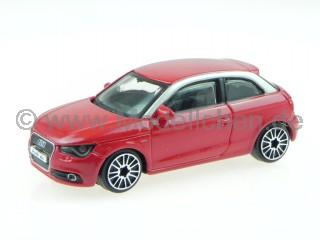 Audi A1 rot Modellauto 30230 Bburago 1:43