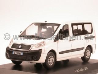 Fiat Scudo weiss Modellauto Atlas 1:43