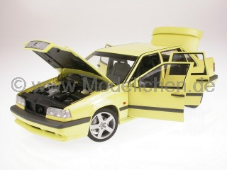 Volvo 850 T-5R 1995 creme gelb Modellauto 79501 AutoArt 1:18