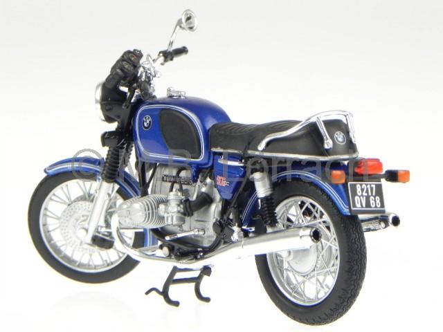 bmw r90 r 90 blau motorrad classic metall modell norev 1. Black Bedroom Furniture Sets. Home Design Ideas