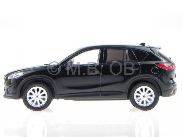 mazda cx 5 2012 schwarz modellauto 43027 triple9 1 43 ebay. Black Bedroom Furniture Sets. Home Design Ideas