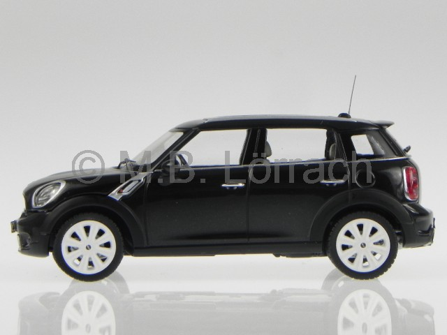 mini cooper s countryman schwarz modellauto 450744100. Black Bedroom Furniture Sets. Home Design Ideas