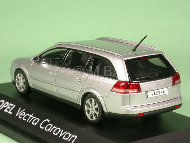 opel vectra c caravan silver diecast model car schuco 1 43 ebay. Black Bedroom Furniture Sets. Home Design Ideas