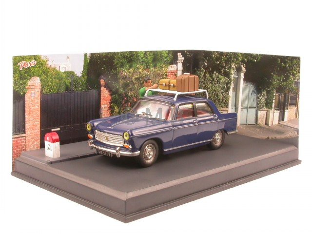 Peugeot-404-blue-diecast-model-car-Diorama-Altaya-1-43
