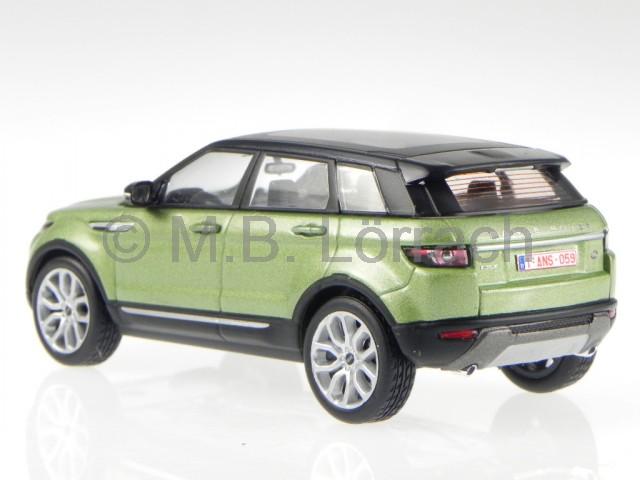 range rover evoque 5 t rer gr nmet schwarz modellauto. Black Bedroom Furniture Sets. Home Design Ideas