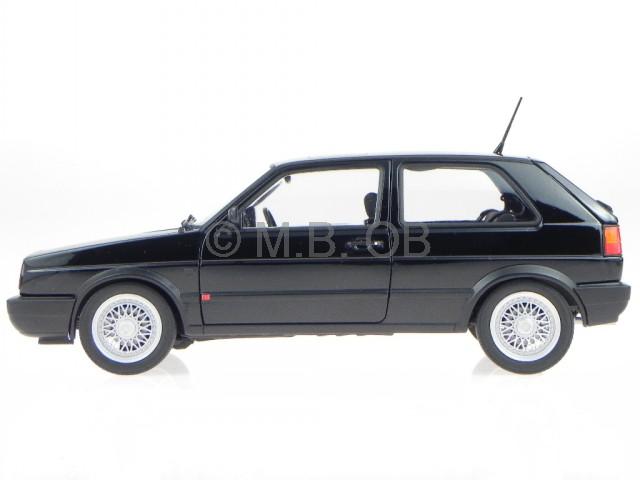 vw golf 2 gti g60 schwarz 1990 modellauto 188444 norev 1. Black Bedroom Furniture Sets. Home Design Ideas
