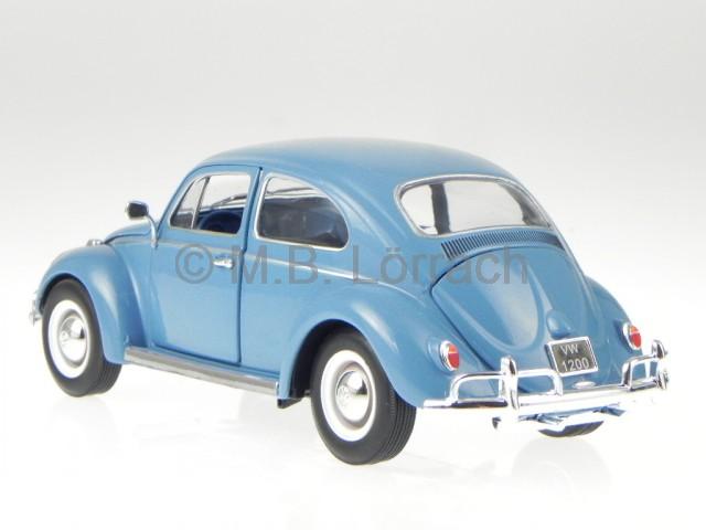 vw k fer 1200 1960 blau grau modellauto whitebox 1 24 ebay. Black Bedroom Furniture Sets. Home Design Ideas