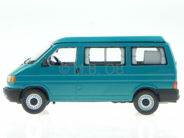 vw t4 california gruen camping bus modellauto 13276 premium cl 1 43 ebay. Black Bedroom Furniture Sets. Home Design Ideas